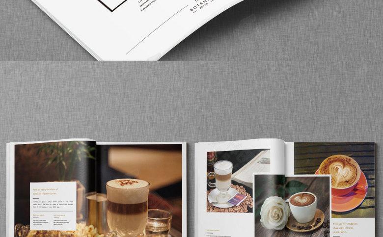 下午茶咖啡画册