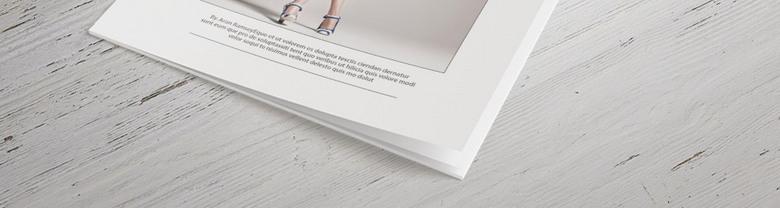 简约时尚画册设计