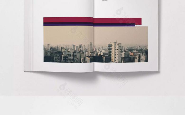 企业画册宣传册